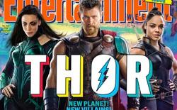 Để có body chuẩn cho siêu phẩm Thor: Ragnarok, Chris Hemsworth đã phải tập luyện vất vả như thế này đây