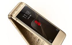 Điện thoại nắp gập mới của Samsung sẽ sử dụng chip Snapdragon 835, màn hình 4.2 inch Full HD