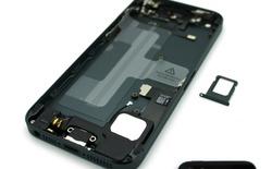 """iFan kỳ công chế iPhone 5S để biến thành """"iPhone 7 mini"""""""
