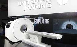 Trung Quốc ra mắt một thiết bị y tế hiện đại nhất thế giới: Máy chụp PET-CT 4 chiều toàn thân