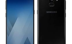 Lộ diện bản dựng Galaxy A5 (2018) với màn hình vô cực và máy quét vân tay ở phía sau