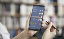 Tổng hợp các thử nghiệm khắc nghiệt đã diễn ra trên Galaxy Note8