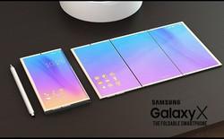Samsung sẽ làm những gì để đánh bại iPhone: Màn hình tràn cạnh thực sự, pin graphene sạc 12 phút 100% và màn hình gập
