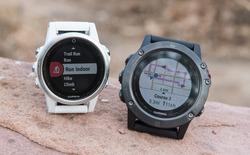 [CES 2017] Garmin Fenix 5, 5S và 5X - bộ 3 smartwatch cho nhiều đối tượng, giá từ 599 USD