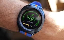 Samsung Gear Sport chính thức cho đặt hàng trước, giá 300 USD
