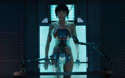 Các nhà làm phim đã sử dụng công nghệ của tương lai để tạo nên những nhân vật trong Ghost in the Shell 2017