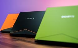 Gigabyte bất ngờ trình làng laptop Aero 15, khung máy siêu mẫu, cấu hình soái ca