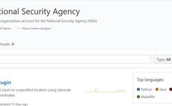 Cơ quan An ninh Quốc gia Mỹ bất ngờ tạo tài khoản trên Github và chia sẻ code
