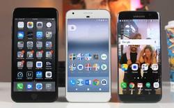 Google tung chương trình đổi iPhone cũ lấy Pixel 2