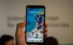 Pixel 2 XL lại gặp lỗi mới: Liệt cảm ứng ở viền màn hình
