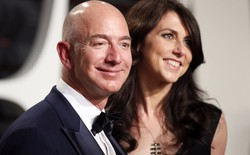 """Cuộc hôn nhân của Jeff Bezos, tỷ phú giàu nhất thế giới: """"Thuận vợ thuận chồng tát biển đông cũng cạn"""""""