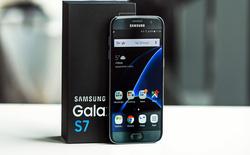 Galaxy S7 là chiếc điện thoại Samsung được sử dụng phổ biến nhất hiện nay