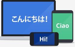"""Xem Google Translate """"giơ tay đầu hàng"""" trước Tiếng Nhật và Tiếng Việt như thế nào"""