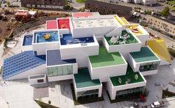 """Bên trong """"Ngôi nhà LEGO"""" độc nhất thế giới, nơi bạn có thể tha hồ xếp hình theo ý thích"""