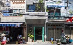 Ngôi nhà rộng 3 mét ở Sài Gòn, nhìn bên ngoài lụp xụp xấu xí, vào bên trong mới biết đó là cả một kiệt tác