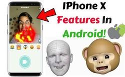 Tôi không bị lừa cài Animoji từ Google Play, vì Android giờ làm gì có công nghệ ngang tầm Animoji?