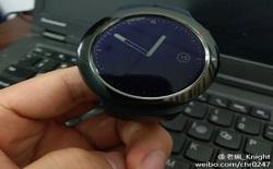 """Tiếp tục rò rỉ hình ảnh của """"Halfbeak"""" - chiếc smartwatch chạy Android Wear đầu tiên của HTC"""