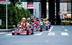 Dùng hình ảnh Mario Kart quảng cáo dịch vụ đua xe, một công ty bị Nintendo lôi ra tòa