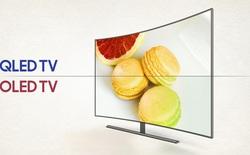 So găng giữa 2 loại TV cao cấp trên thị trường- QLED đang chiếm ưu thế với 4 điểm cộng