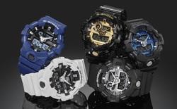 Casio tung mẫu đồng hồ mới mê hoặc tín đồ G-Shock