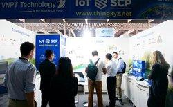 VNPT Technology trình diễn công nghệ IoT trên trường quốc tế