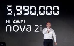 Huawei nova 2i hút khách nhờ cấu hình mạnh, giá cạnh tranh