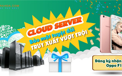 Nhân Hòa - đăng ký Cloud Server vừa có Smartphone vừa có tiền
