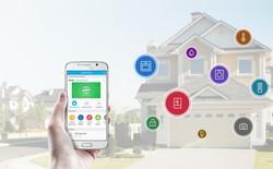 Ước mơ của Samsung về một căn nhà biết giúp người dùng