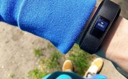 Garmin Vivofit 3 lọt top 10 vòng đeo tay thông minh 2017, giá dưới 2 triệu đồng