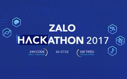 Zalo Hackathon và những lí do để dân nghiện code không thể bỏ qua