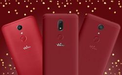 Wiko và bộ ba smartphone đỏ rực giáng sinh