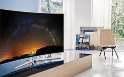TV Samsung - Món quà Tết xứng đáng nhất cho gia đình năm mới