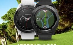 Garmin giới thiệu sản phẩm Approach S60 - thiết bị hỗ trợ chơi golf sành điệu