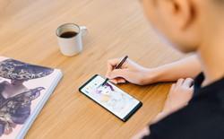 Galaxy Note8 là smartphone duy nhất vẫn gìn giữ được nghệ thuật vẽ tay