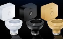 Đúng chất Apple: đến toilet cũng phải thiết kế giống iPhone