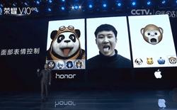 Huawei giới thiệu Face ID của riêng mình, tạo Animoji tốt hơn cả iPhone X vì còn biết... lè lưỡi