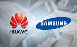 Trung Quốc: Tòa phán Huawei thắng kiện, Samsung phải bồi thường 11,6 triệu USD do vi phạm bằng sáng chế