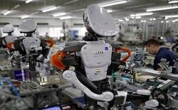250.000 việc làm dịch vụ công sẽ mất vào tay robot trong vòng 15 năm nữa