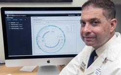 Cấy ghép tế bào gốc giúp bác sĩ trẻ sống 15 năm với chính căn bệnh ung thư anh nghiên cứu