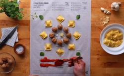 Cook This Page: Tờ công thức nấu ăn của IKEA có thể giúp anh chàng vụng về nhất trở thành đầu bếp nhà hàng!