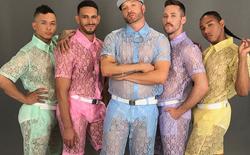 [Vui] Những ý tưởng vô cùng khó đỡ của ngành thời trang, ví dụ như đồ ren xuyên thấu cho nam giới chẳng hạn