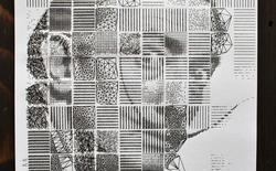 Sử dụng thuật toán và robot, coder này có thể vẽ tranh bằng 5*10^158 cách khác nhau