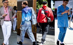 Đẹp trai hợp mốt với 4 xu hướng thời trang nam không thể bỏ qua trong năm 2017