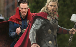 """""""Thor: Ragnarok"""": Dr. Strange chính thức lộ diện trong trailer mới nhất dành riêng cho thị trường Nhật Bản"""