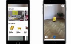 """Công nghệ thực tế tăng cường của IKEA cho phép """"ướm"""" thử nội thất vào nhà bất cứ lúc nào bạn muốn"""