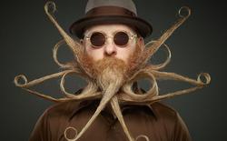 [Vui] Chiêm ngưỡng những bộ râu ấn tượng nhất tại giải 'Vô địch râu ria thế giới 2017'