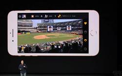 Video trình diễn game sử dụng công nghệ thực tế tăng cường cực kỳ ấn tượng của Apple tại lễ ra mắt iPhone mới