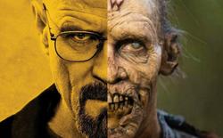 """Hãng AMC ngầm xác nhận """"Breaking Bad"""" là tiền truyện của """"The Walking Dead"""""""
