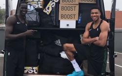 adidas câu kéo đại sứ thương hiệu của Nike bằng một xe tải chất đầy Yeezy và UltraBOOST