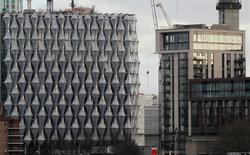 Chỉ còn vài tháng nữa, công trình Đại sứ quán đắt nhất thế giới của Mỹ tại London sẽ đi vào hoạt động